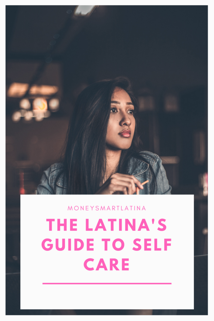 Self care is important for everyone but espcially important for Latinas. Take a break while I share with you what got me through a hard time or two. #selfcare #latina #mentalhealth #latinx